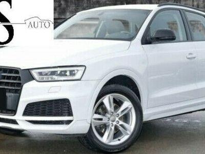 usata Audi Q3 120 CV S-LINE LED CERCHI '18*