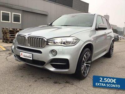 usata BMW X5 X5M50d auto