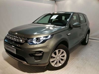 used Land Rover Discovery Sport 2.0 TD4 180 CV HSE del 2016 usata a Roma
