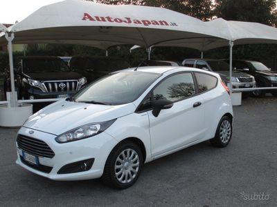 gebraucht Ford Fiesta 1.5 TDCi AUTOCARRO 2 POSTI IVA COMPR