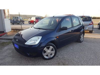 usata Ford Fiesta 1.4 TDCi 5p. Ambiente