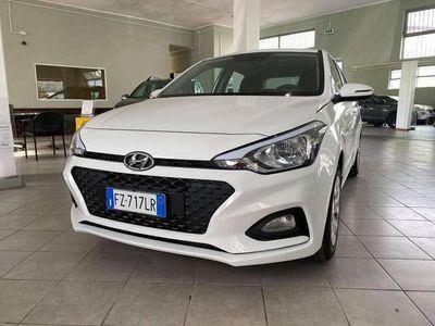 usata Hyundai i20 1.2 5 porte Econext Connectline GPL