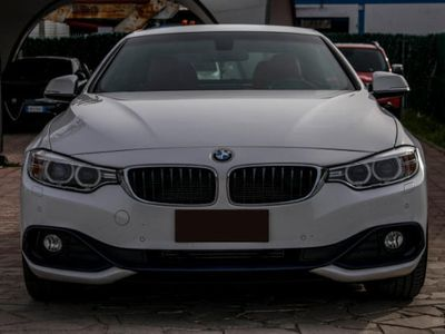 used BMW 420 420 d Cabrio Sport