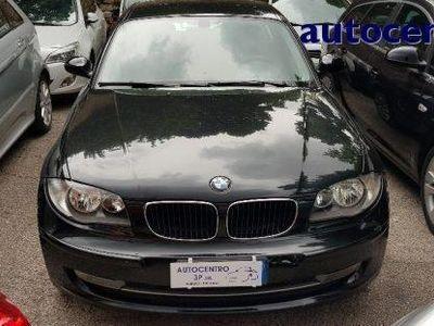used BMW 116 d cat 5 porte Attiva DPF
