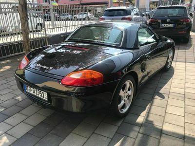 usata Porsche Boxster 3.2i 24V cat S 95.000km Unico Proprietario