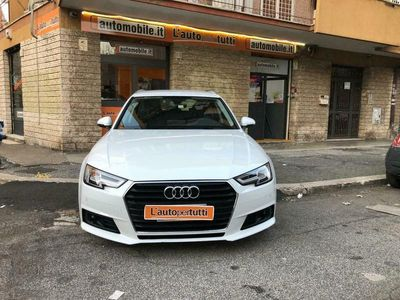 usata Audi A4 A4Avant 2.0 TDI 150 CV mult. Advanced