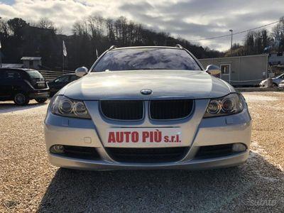 usata BMW 320 TDi automatica super full nuova