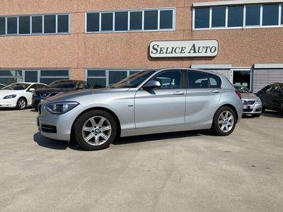 usata BMW 116 Serie 1 5 Porte Navigatore-Fari Xenon