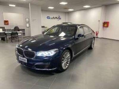 usata BMW 740L d xDrive Luxury CARBONCORE Diesel