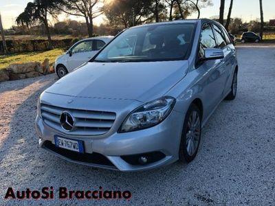 gebraucht Mercedes B160 CDI Executive