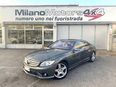 used Mercedes CL500 Coupè Sport