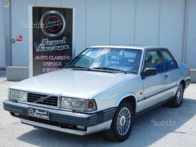brugt Volvo 780 COUPE' 2.4 TD BERTONE -CRS-