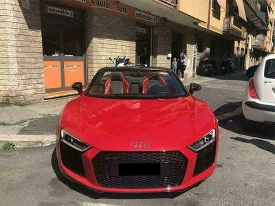 usata Audi R8 Spyder R8 5.2 V10 FSI quattro S tronic