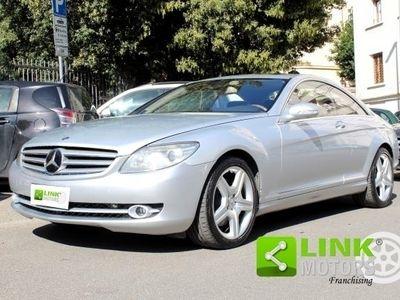 używany Mercedes CL500 ClasseChrome, Automatica