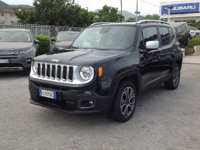 usata Jeep Renegade 2.0 Mjt 140CV AWD LIMITED Cambio A