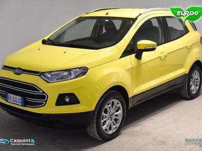 gebraucht Ford Ecosport 1.5 tdci Plus 95cv E6
