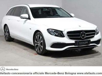 usata Mercedes E300 S.W. Auto EQ-Power Business Sport COMAND