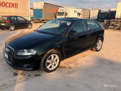 usata Audi A3 1.6 benzina 2009 84 mila km originali