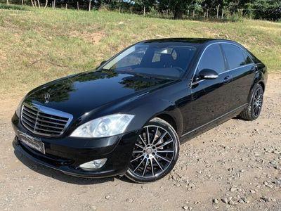 usata Mercedes S500 4Matic Avantgarde Lunga