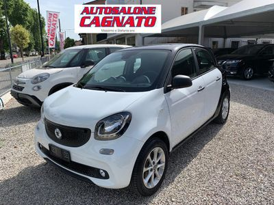 usata Smart ForFour 70 1.0 Youngster 2018 KM12000