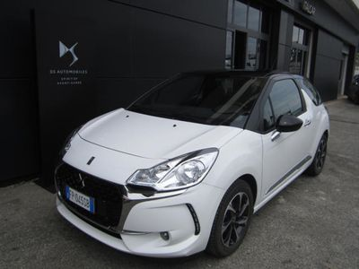 usata DS Automobiles DS3 BlueHDi 75 Connected Chic