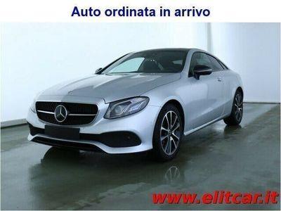 usata Mercedes E220 4Matic Business Sport rif. 11991022