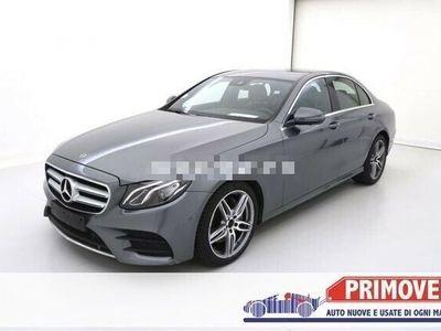 usata Mercedes E220 E220 d Sportline