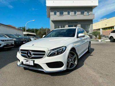 usata Mercedes C180 classeamg premium