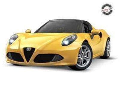 usata Alfa Romeo 4C 1750 TBi Spider Automatic *PELLE* Benzina