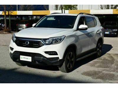 usata Ssangyong Rexton 2.2 4WD Dream aut.