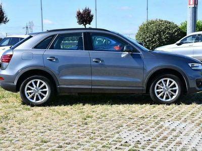 usata Audi Q3 2.0 tdi 177cv Business Plus quattro s-tronic