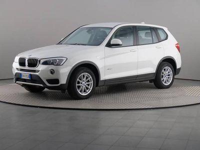 usata BMW X3 Sdrive 18d Business