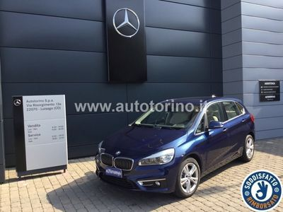 used BMW 220 SERIE 2 ACTIVE TOURER d act.tourer Luxury auto