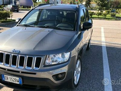 usata Jeep Compass Compass 2.2 CRD Limited Black Edition 2WD