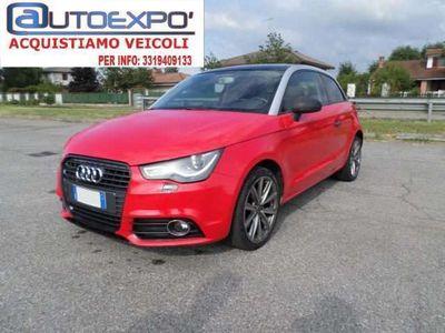 usata Audi A1 1.6 TDI 105 CV Ambition + Tetto Apribile