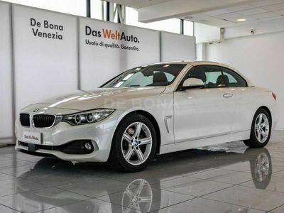 usata BMW 425 d cabrio Advantage 224cv
