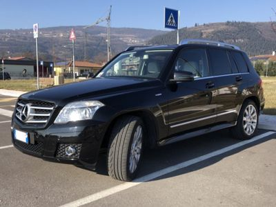 gebraucht Mercedes GLK220 CDI 4Matic BlueEFFICIENCY Sport