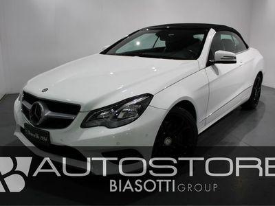 usado Mercedes E220 Cabrio - A207 Diesel cabrio cdi Sport