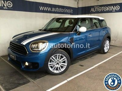 usata Mini Cooper D Countryman 2.0 Boost