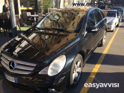 used Mercedes R320 CDI cat 4Matic Sport