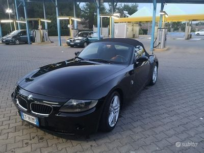 usata BMW Z4 e85