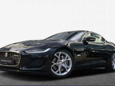 usata Jaguar F-Type 2.0 aut. Coupé R-Dynamic Garanzia Ufficiale