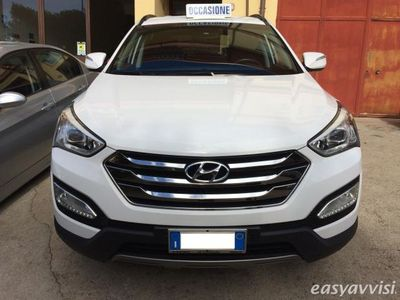 brugt Hyundai Santa Fe diesel