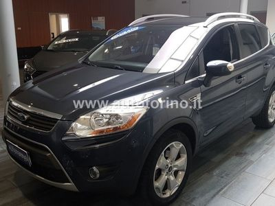 used Ford Kuga Kuga2.0 tdci Titanium 4wd 163cv auto