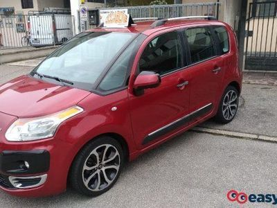 used Citroën C3 Picasso 1.6 HDi 90 Exclusive