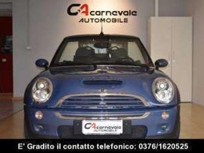 usata Mini Cooper S Cabriolet 1.6 16V 118´843 Km Benzina