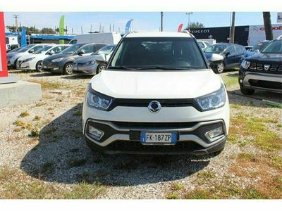 usata Ssangyong XLV 1.6d limited 2wd del 2017