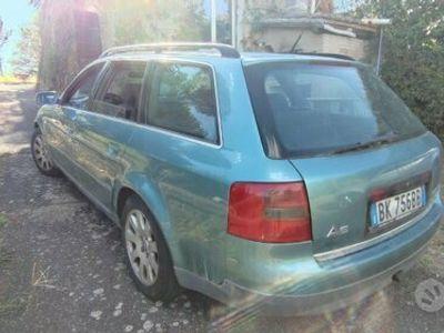 usata Audi A6 2.5 tdi