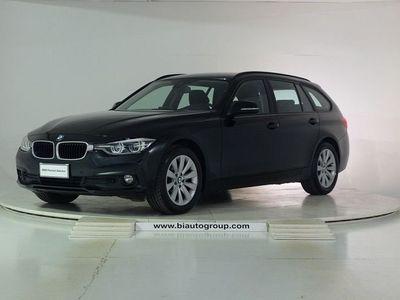 usado BMW 318 d Touring Business Advantage aut.