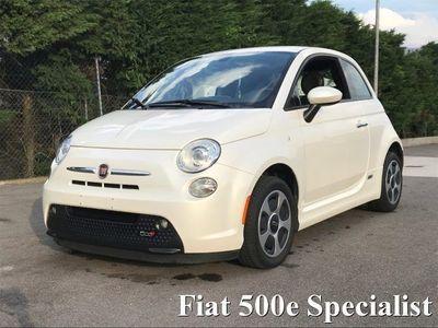 usata Fiat 500 Abarth 500 ELETTRICA BIANCO PERLA ? 16.393 + IVAELETTRICA BIANCO PERLA ? 16.393 + IVA